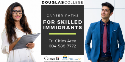 Career Paths for Skilled Immigrants Tri-Cities