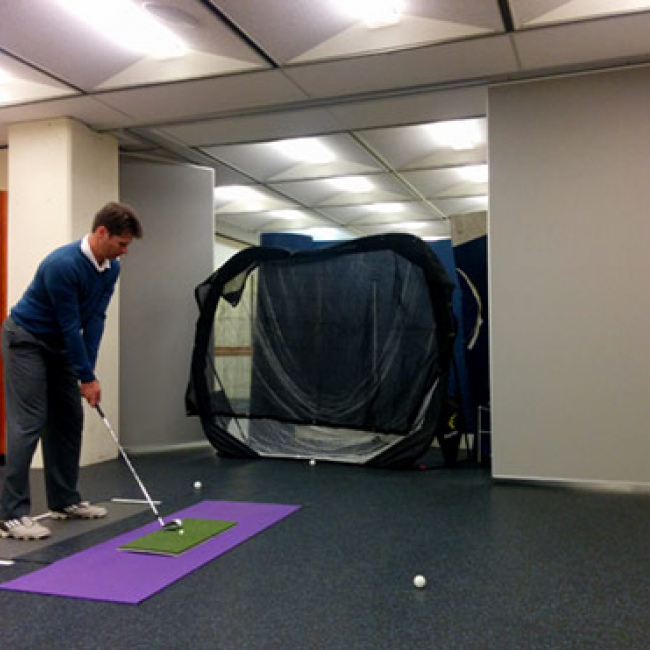 Sport Science Gallery picture - golf swing