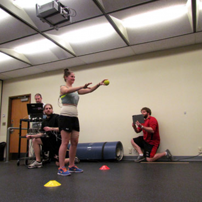 Sport Science Photo Gallery
